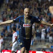 MLS Soccer 2013 - August  10 - Philadelphia Union defeats D.C. United 2-0