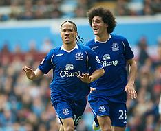 090412 Aston Villa v Everton