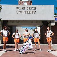 Women's Golf, team, individuals, Carrie Quinney photo