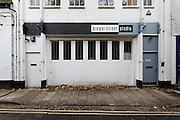 Facade of Brewer Street Studio
