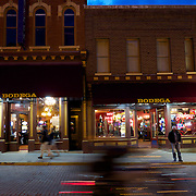 Main Street,  Deadwood, South Dakota.