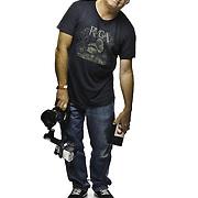 Grant Brittain, co-founder of The Skateboard Mag. Encinitas, CA