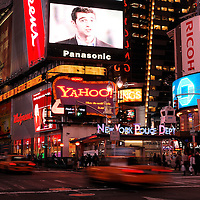 Times Square, Midtown, Manhattan, New York, New York, USA