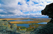 Buena Vista Ponds from Buena Vista Lookout; Malheur National Wildlife Refuge, Oregon.