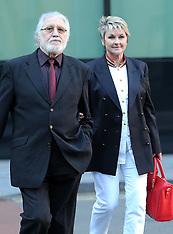 FEB 24 2014 Dave Lee Travis re trial hearing