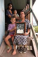 Shaus family portrait, Pozuzo / PERU