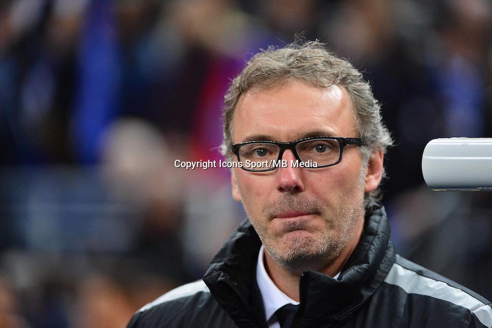 Laurent BLANC    - 11.04.2015 -  Bastia / PSG - Finale de la Coupe de la Ligue 2015<br />Photo : Dave Winter / Icon Sport