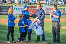 4.9.15 South Bend Cubs Opening Day