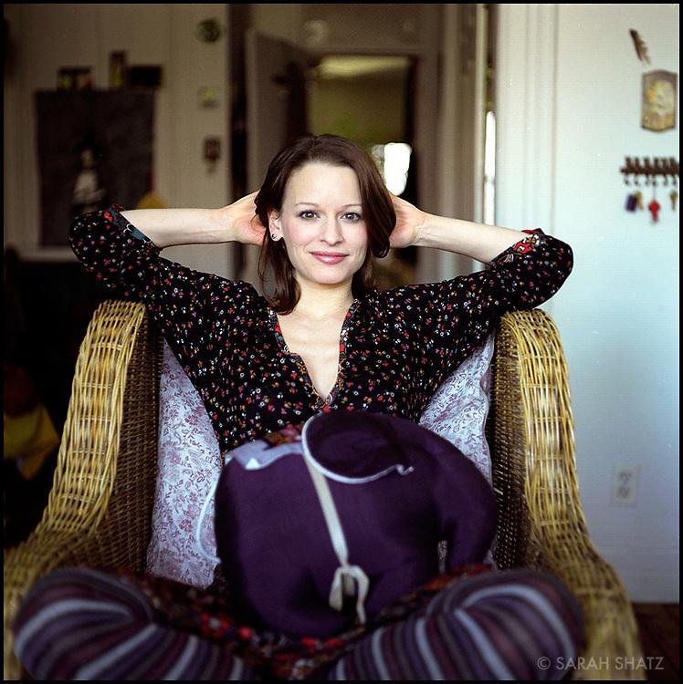 Annmaria Mazzini, dancer, choreographer