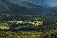 View from Van Hoevenburg Mt