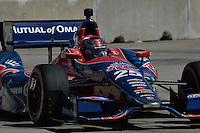Marco Andretti, Shell and Pennzoil Grand Prix of Houston, Streets of Reliant Astrodome, Houston, TX USA 10/05/2013