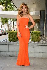 SEP 30 2014 Myleene Klass presents her latest fashion collection