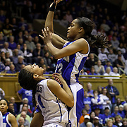 2013 NCAA Women's Basketball Tournement Duke beats Hampton 67-51