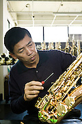 LC Saxaphone started by Chang Lien-Cheng in 1946