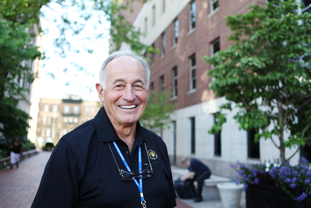 "John Leonardo '61.Father: John Leonardo Sr. '34..""Embrace the core. When I got to Columbia I knew what it was but I didn't grasp how much of an influence it would have on my life."""
