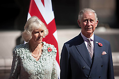 NOV 03 2014 Prince of Wales & Duchess of Cornwall Mexico visit