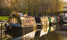 2016-02-19 London Weather: Early Morning at Little Venice.