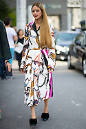 Colorful Print, Outside Dries van Noten