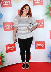 Platinum-selling UK singer-songwriter Katy B performs at an exclusive event at Argos Digital Store to celebrate Argos' new brand launch at Argos, Old Street, London on Wednesday 22nd October 2014