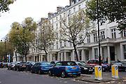 Georgian Terrace, South Kensington, London