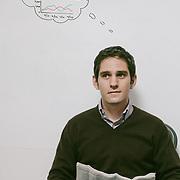 Kevin Pomplun, CEO Skygrid. Sunnyvale, CA | Financial Week