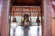 Gangramaya Buddhist Temple, Colombo