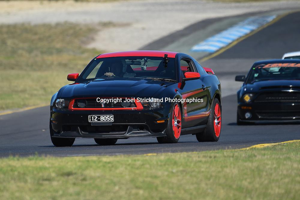 Mustang Motorsport Track Day - 28th January 2017 - Sandown