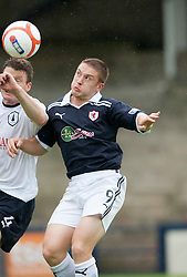 Raith Rovers John Baird..Raith Rovers 1 v 0 Falkirk, 6th August 2011..©Pic : Michael Schofield.