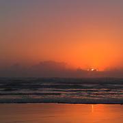 Fort Stevens - Sunset - Oregon Coast