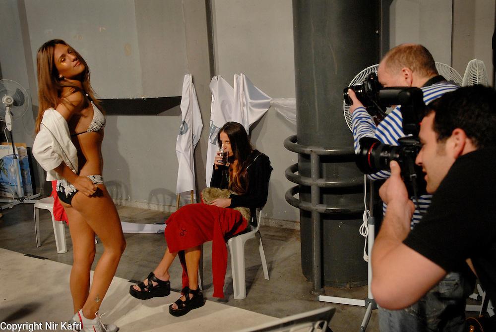 Fashion scene in Israel