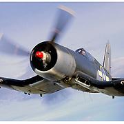 Corsair air-to-air New Zealand
