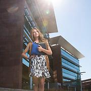 UVU Women's Success Center promo photo shoot at doTerra in Pleasant Grove, Utah, Thursday August 13, 2015. (August Miller, UVU Marketing)