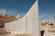 Le mur, un décors de film