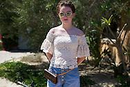 Kaitlyn Dever at the Nylon Coachella Party 2015 - three quarters