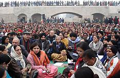 JAN 2 2013 New Delhi Silent March