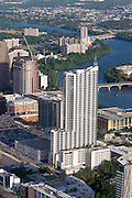 360 Condominium, Austin, Texas at Third and Nueces offers luxury downtown living.