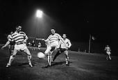 1962 - Shamrock Rovers v Botev Plovdiv (Bulgaria), European Cup