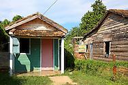 Small house in San Antonio de Rio Blanco, Mayabeque, Cuba.