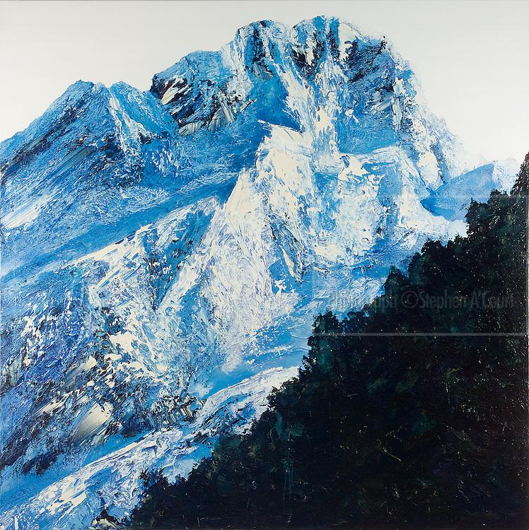 The work of Bowen Galleries' represented artist Neil Frazer.