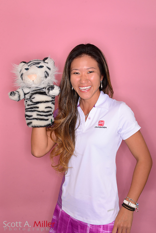 Jean Chua during a portrait session prior to the Symetra Tour's Florida's Natural Charity Classic at the Lake Region Yacht and Country Club on Mar 20, 2013  in Winter Haven, Florida. ..©2013 Scott A. Miller