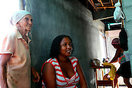 Women in Yumuri, Guantanamo, Cuba.