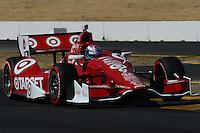 Scott Dixon, Indy Grand Prix of Sonoma, Infineon Raceway, Sonoma, CA 08/26/12