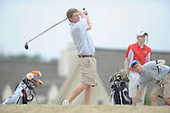 Oxford High's Will Dabney plays golf during a tournament at Country Club of Oxford, in Oxford, Miss. on Tuesday, April 9, 2013.