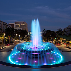 Grand Ave Park by Rios Clementi Hale.  Photographed by Tom Bonner - Job ID 5843