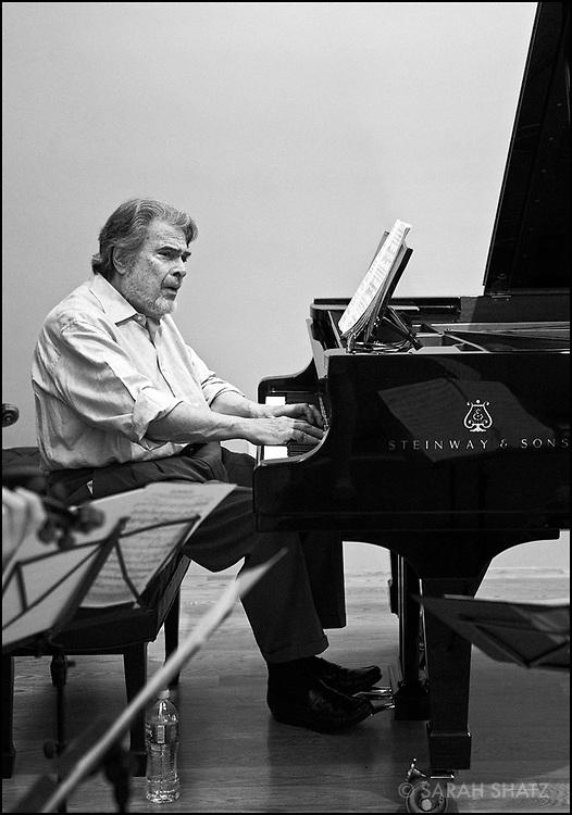 Leon Fleisher, pianist, conductor