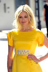 JUL 30 2014 Fearne Cotton presents her AW14 Fashion Collection