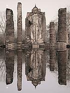 Buddha Statue, Wat Sapham Him, Sukhothai Historical Park, Sukhothai, Thailand, Limited edition of 50