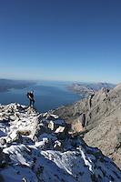 Fjelltur sør i de Dinariske Alper, trekking south in the Dinarian Alps, Korenik (1556 m)