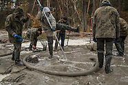 Illegal Amber Mining in Ukraine