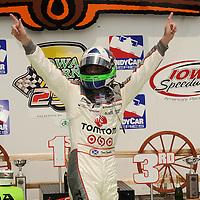 2009 INDYCAR RACING IOWA